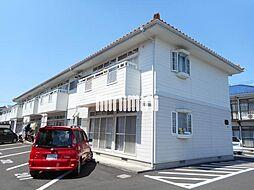 パーシモン弐番館[1階]の外観