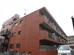 キャピタルハイム[1階]の外観