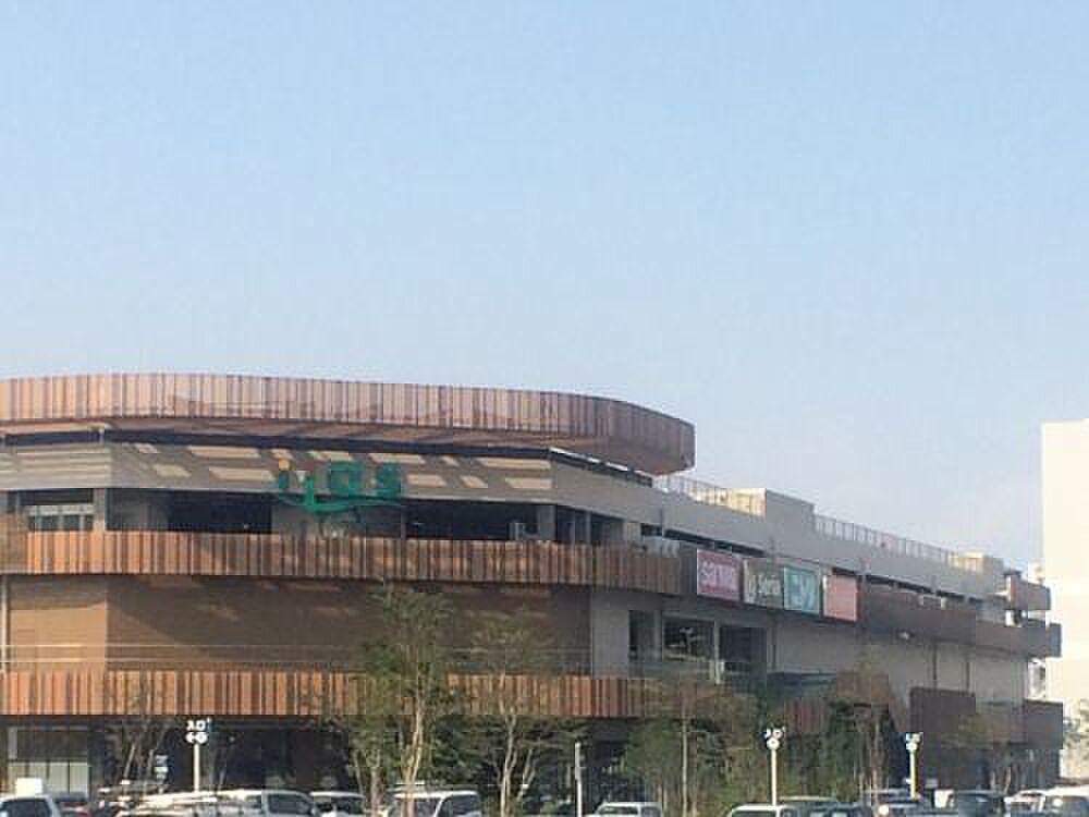 周辺(ショッピングセンターイーアス高尾まで539m)