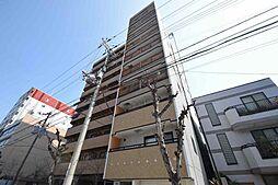 ヒルトップハイム桜川[6階]の外観