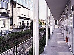 レオパレスSERENAIII[1階]の外観