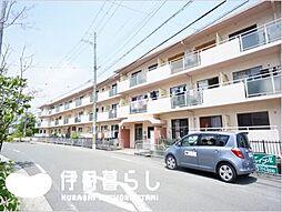 兵庫県伊丹市昆陽南4丁目の賃貸マンションの外観