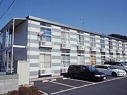 埼玉県さいたま市見沼区中川の賃貸アパートの外観