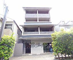 京都府京都市上京区西無車小路町の賃貸マンションの外観