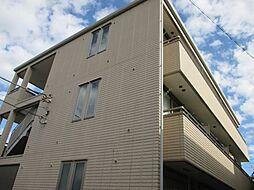 メゾンf[2階]の外観