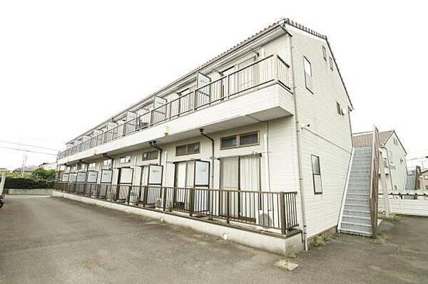 サンコーポI 2階の賃貸【茨城県 / 稲敷郡阿見町】