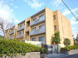 兵庫県川西市小戸2丁目の賃貸マンションの外観