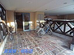 兵庫県明石市大蔵中町の賃貸マンションの外観