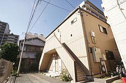 兵庫県神戸市兵庫区塚本通7丁目の賃貸アパートの外観