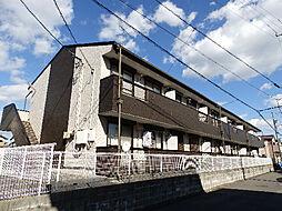 三重県鈴鹿市寺家2丁目の賃貸アパートの外観
