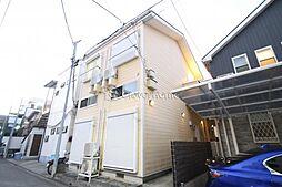 神奈川県相模原市南区相模大野6丁目の賃貸アパートの外観