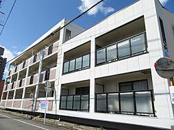福岡県北九州市小倉北区上到津3丁目の賃貸マンションの外観
