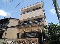 リヴェール大徳寺[201号室]の外観