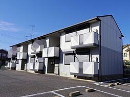 茨城県龍ケ崎市藤ケ丘6丁目の賃貸アパートの外観