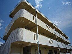 鹿児島県霧島市隼人町神宮1丁目の賃貸マンションの外観