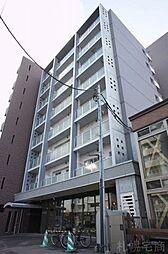 北海道札幌市北区北十九条西5丁目の賃貸マンションの外観