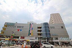 東京都西東京市ひばりが丘1丁目の賃貸マンションの外観