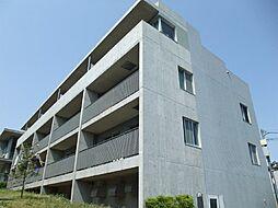 東京都練馬区北町の賃貸マンションの外観