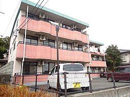 広島県福山市木之庄町2の賃貸マンションの外観