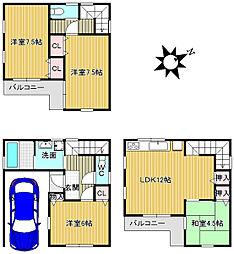 志紀駅 2,480万円