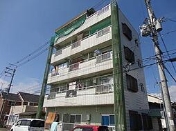 奈良県生駒郡安堵町大字笠目の賃貸マンションの外観