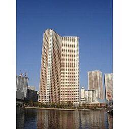 芝浦アイランド ケープタワー[43階]の外観