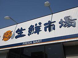 生鮮市場 603m