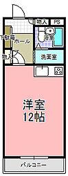 アットワークビル[405号室]の間取り