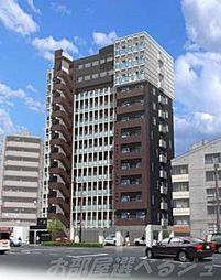 福岡県北九州市小倉北区大田町の賃貸マンションの外観