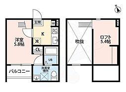 大高駅 5.7万円