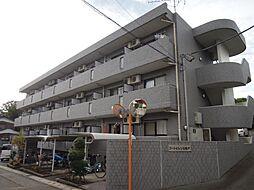 コートピレリ北松戸[3階]の外観