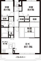 福生駅 7.0万円