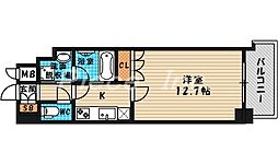 KAISEI北梅田[2階]の間取り