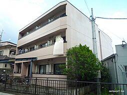 兵庫県宝塚市売布東の町の賃貸マンションの外観