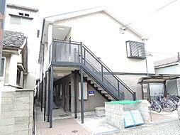 大阪府大阪市平野区平野南2丁目の賃貸アパートの外観