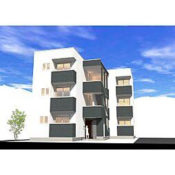 福岡県福岡市城南区別府5丁目の賃貸アパートの外観