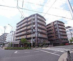 京都府京都市南区吉祥院大河原町の賃貸マンションの外観