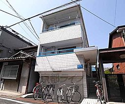 京都府京都市北区小山元町の賃貸アパートの外観
