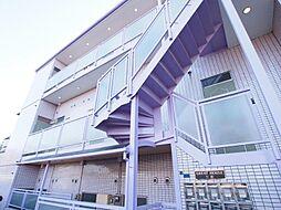 グレートハウス生田[203号室]の外観