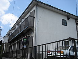 神奈川県横浜市港北区日吉2丁目の賃貸アパートの外観