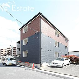名古屋市営東山線 岩塚駅 徒歩17分の賃貸アパート
