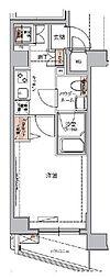 ハーモニーレジデンス東京イーストコア003[2階]の間取り