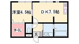 網干駅 5.2万円
