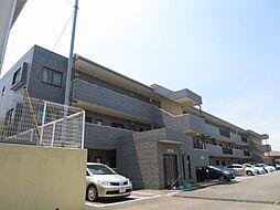 千葉県千葉市花見川区花園町の賃貸アパートの外観