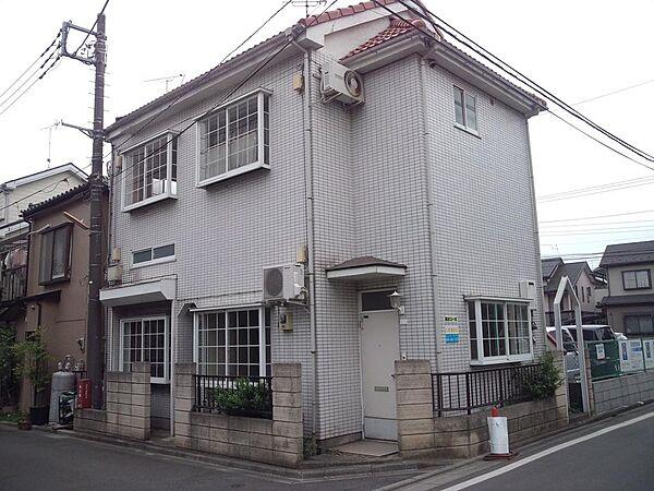 埼玉県ふじみ野市南台1丁目の賃貸アパート