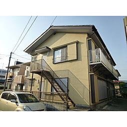 内田アパート[202号室]の外観