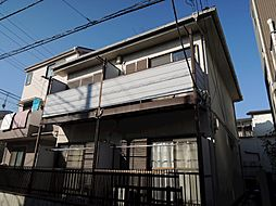 東京都狛江市岩戸南4丁目の賃貸アパートの外観