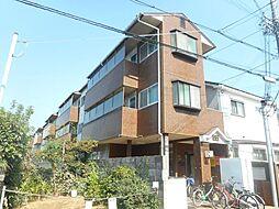 大阪府泉大津市二田町3の賃貸マンションの外観