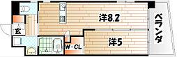 メゾン・ド・ヒロ[10階]の間取り