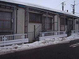 石戸谷アパート[02号室]の外観